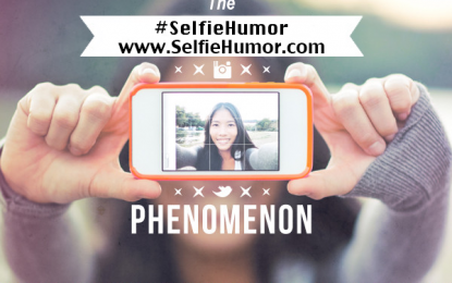#SelfieHumor